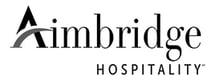 Aimbridge Hospitality Logo Grey