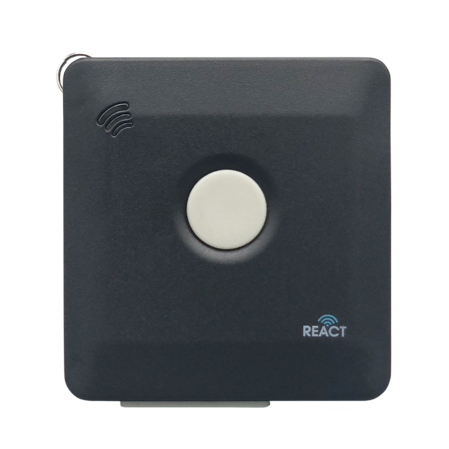 Cellular LTE Panic Button Device for Employee Safety
