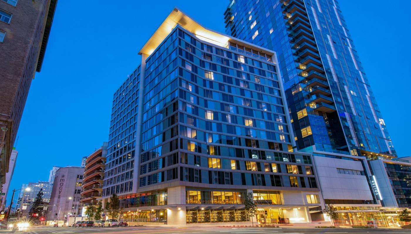 Hilton Curio Seattle