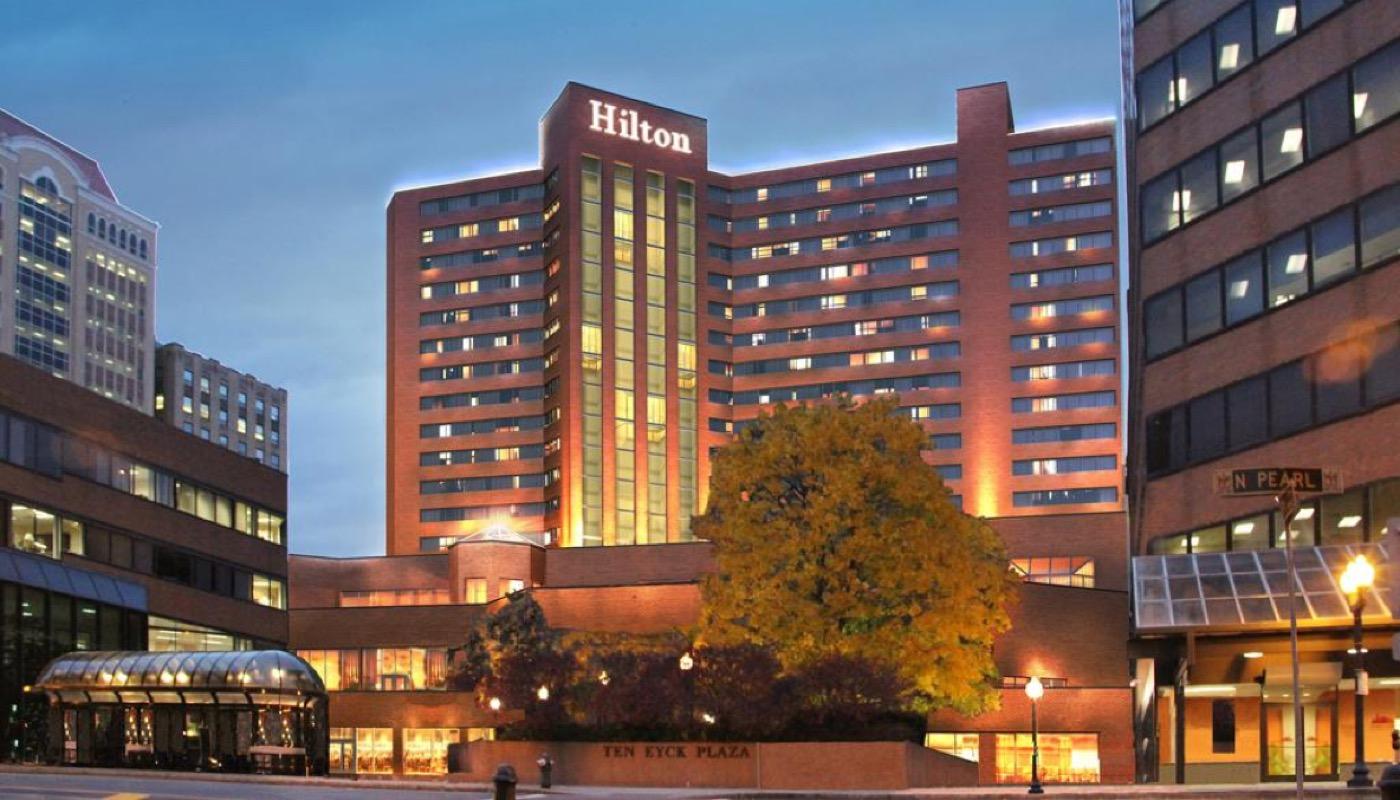 Hilton Albany NY